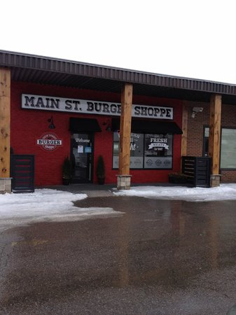 Main Street Burger Shoppe