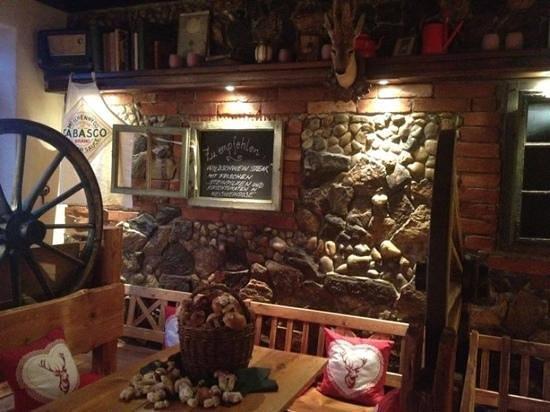Locanda Casa Rossa: Geschmackvolle Einrichtung