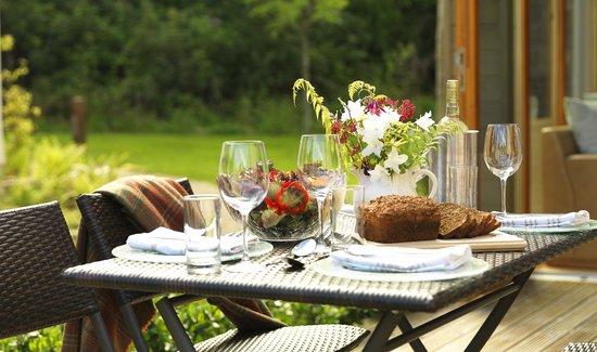 Parknasilla Resort & Spa : Al Fresco Dining