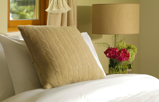 Parknasilla Resort & Spa : Woodland Villa Bedroom