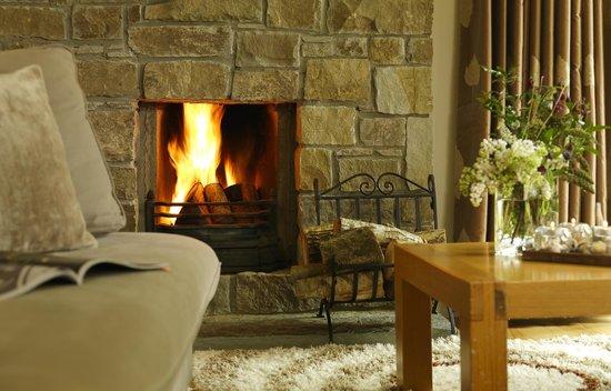Parknasilla Resort & Spa : Sitting room - Woodland Villa