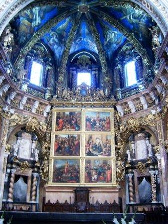 Catedral de Valencia: Cappella dell'Altare