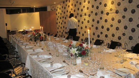 Clico Boutique Hotel: Function dining room
