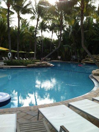 The Inn at Key West: Huge pool