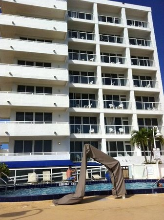 Photo of BEST WESTERN Atlantic Beach Resort Miami Beach