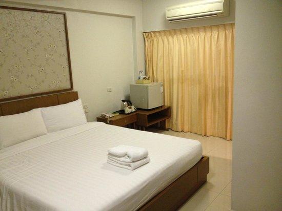 The Ivory Suvarnabhumi Bangkok : bedroom