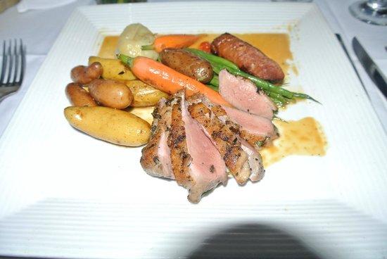 Cafe Marquesa: Duck