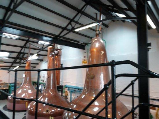 Bowmore Distillery : Hier entsteht alles