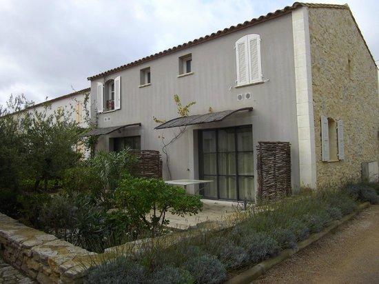 Jardins de Saint-Benoit: villa individuelle