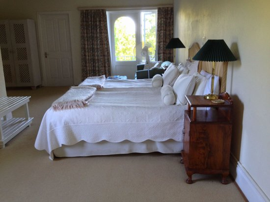 Cavers Country Guest House: Bedroom