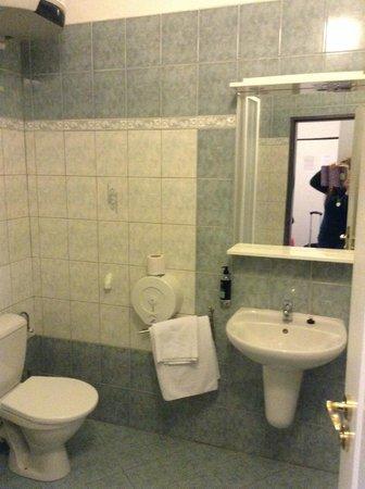 Hotel Salvator: bagno