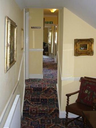 Shelley's: Corridor