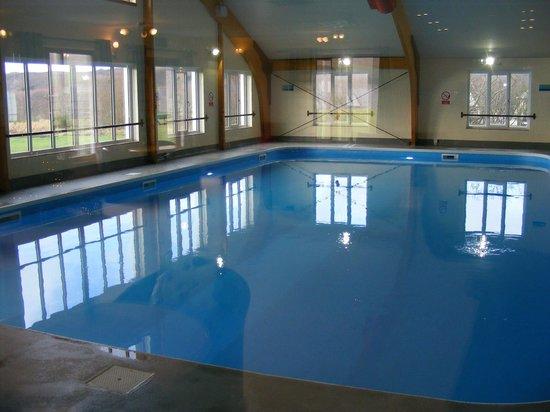 Brunston: Pool area