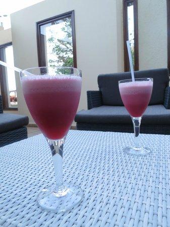 Essque Zalu Zanzibar: Welcome drink