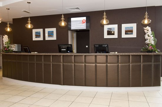 Jurys Inn Galway: Hotel Reception