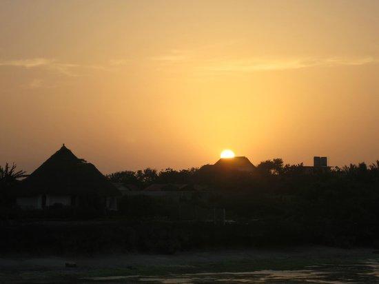 Essque Zalu Zanzibar: Sunset at Essque Zalu