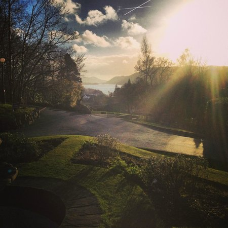 Merewood Country House Hotel: View of Lake Windermere