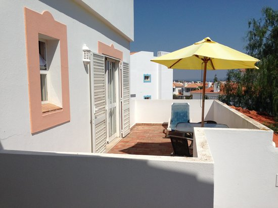 Vilabranca Apartments : Balcony