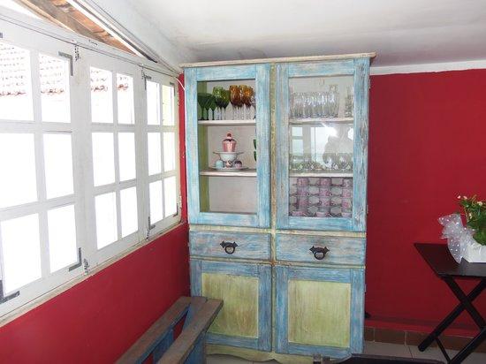 Santeria Hostel Bar : decoração
