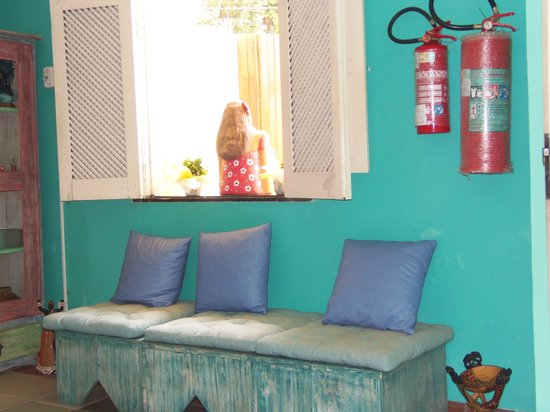 Santeria Hostel Bar : recepçao