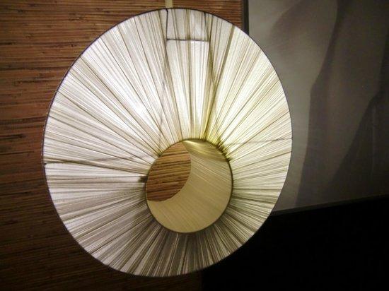 Soho Boutique Hotel : dettagli lampade