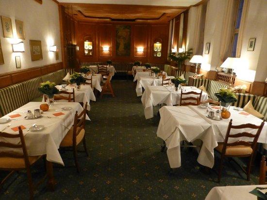 Romantik Hotel Markusturm : Restaurant