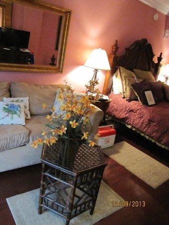 Casablanca Inn on the Bay: Our room