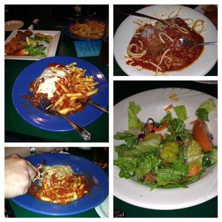 Carolina's Italian Cuisine: Delisious meal