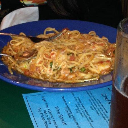 Carolina's Italian Cuisine: Frutti De Mare