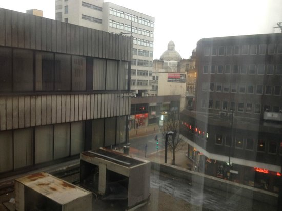 Renaissance Manchester City Centre Hotel : Room with a view 204