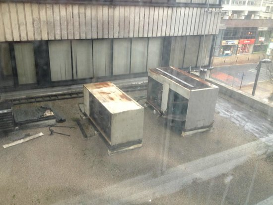 Renaissance Manchester City Centre Hotel: Room with a view 204