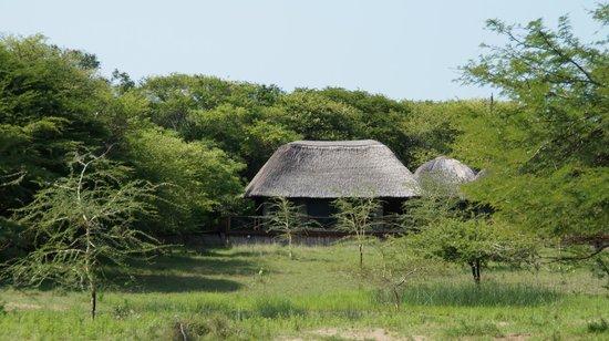 Makhasa Game Reserve and Lodge: Lodge