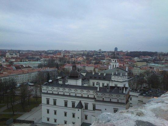 Ecotel Vilnius : Altstadt