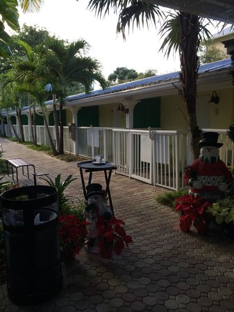Almond Tree Inn: Almond Tree Rooms