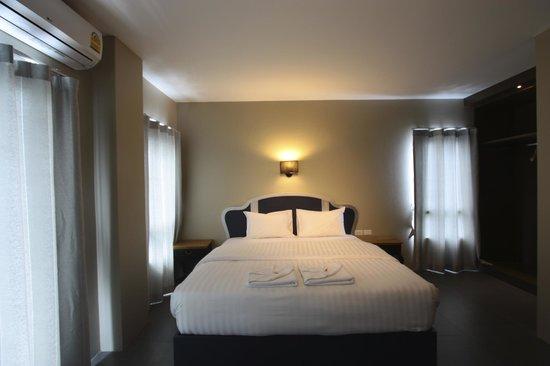 Hub Hua Hin 57 Hotel: Deluxe room