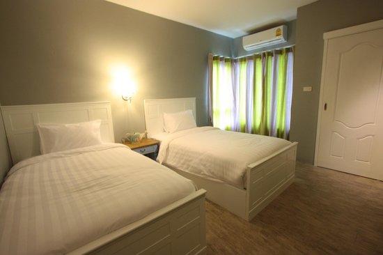 Hub Hua Hin 57 Hotel : Superior Room