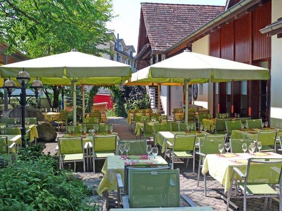 Steinhausen, Švajcarska: Estate al Szenario