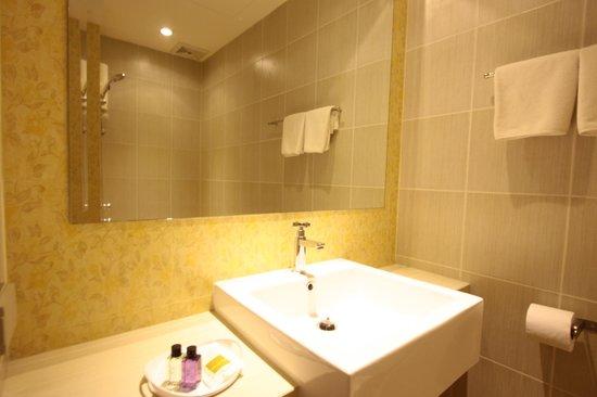 Hub Hua Hin 57 Hotel : Baht room