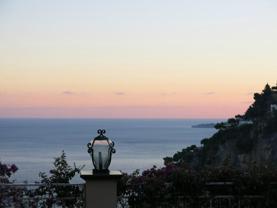 Positano Art Hotel Pasitea: View from our room