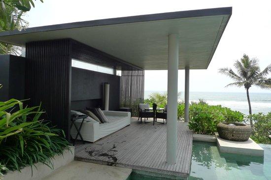 Alila Villas Soori: Private Villa Cabana