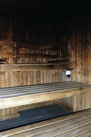 The Shurland Hotel: Sauna