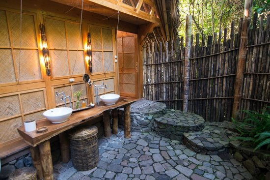 La Fortuna at Atitlan : Suite bathroom
