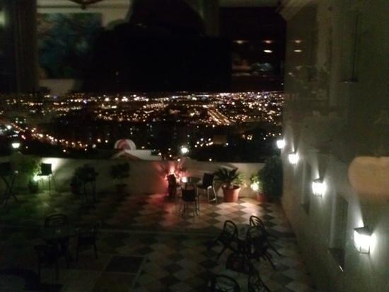 Restaurante Amador: Veduta dalla sala
