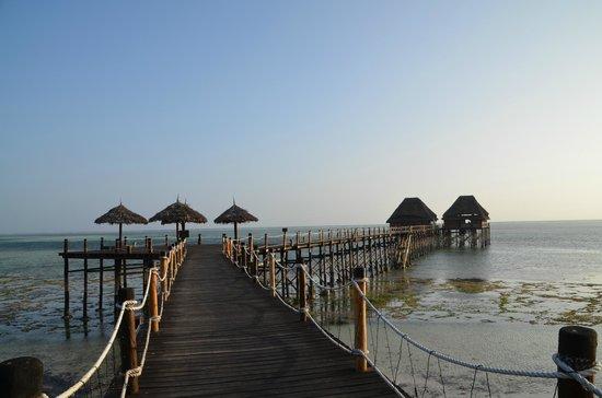 Melia Zanzibar : Jetty