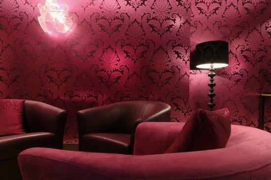 Hotel Myrtilles : Le Hall & Lobby