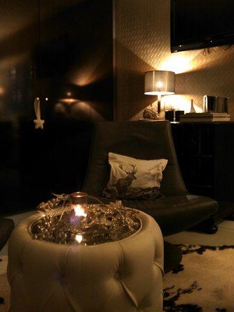 Stadsvilla Hotel Mozaic Den Haag: Lobby