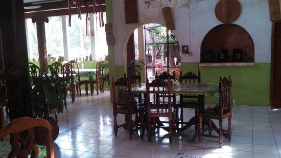 Restaurant El Chac-Mool : Comedor