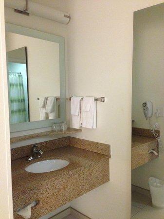 SpringHill Suites Charleston North/Ashley Phosphate : bathroom sink
