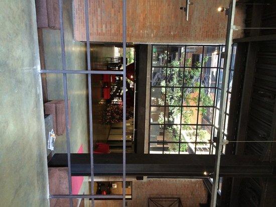 Art Hotel Boutique: Lobby area