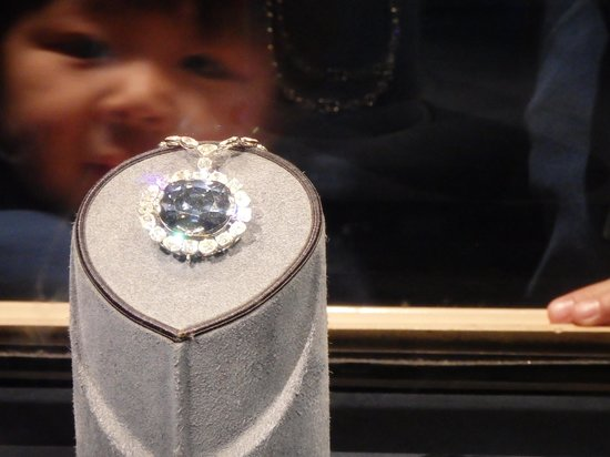 National Museum of Natural History: Hope Diamond